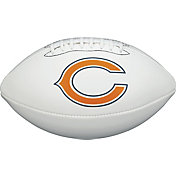 Wilson Chicago Bears Autograph Official-Size Football