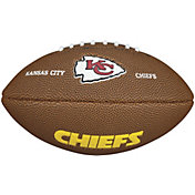 Wilson Kansas City Chiefs Touch Mini Football