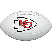Wilson Kansas City Chiefs Autograph Official-Size Football