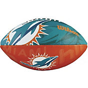 Wilson Miami Dolphins Junior Football