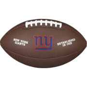 Wilson New York Giants Composite Official-Size Football