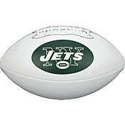 Wilson New York Jets Autograph Official-Size Football