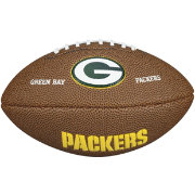 Wilson Green Bay Packers Touch Mini Football