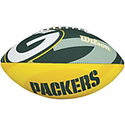 Wilson Green Bay Packers Junior Football