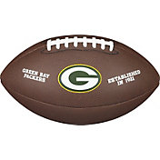 Wilson Green Bay Packers Composite Official-Size Football