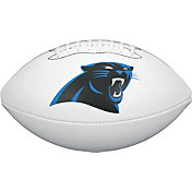 Wilson Carolina Panthers Autograph Official-Size Football