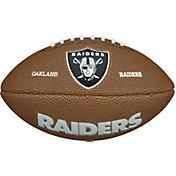 Wilson Oakland Raiders Touch Mini Football