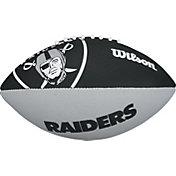 Wilson Oakland Raiders Junior Football