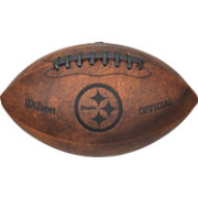 Wilson Pittsburgh Steelers Vintage Mini Football