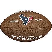 Wilson Houston Texans Touch Mini Football