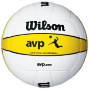 Wilson Official AVP Game Beach Volleyball