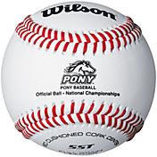 Wilson A1075 SST Official Pony League Baseball