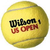Wilson US Open High Altitude Tennis Balls - 4 Can Pack