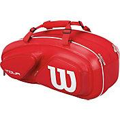 Wilson Tour V Tennis Bag – 6 Pack