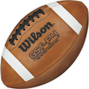 Wilson NCAA 1004 GST Leather Official Practice Football