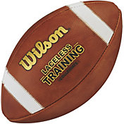 Wilson Laceless Training Football