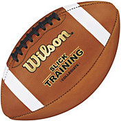 Wilson Slick Training Football