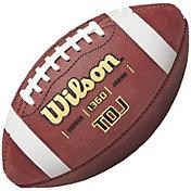 Wilson TDJ Traditional Junior Football