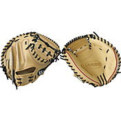 "Wilson 33"" CM33 A2000 Series Catcher's Mitt 2017"