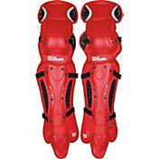 Wilson Intermediate ProMOTION Fastpitch Catcher's Leg Guards
