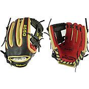 "Wilson 11.5'' Youth Brandon Phillips ""Lil' Dude"" A500 Series Glove"