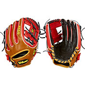"""Wilson 11.5"""" Youth Lil' Dude A550 Series Glove"""