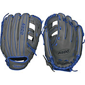 "Wilson 12.5"" Youth A500 Series Glove"