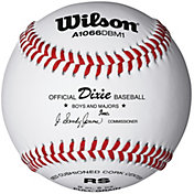 Wilson A1066 Official Dixie Boys & Majors Baseball