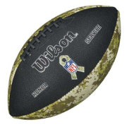 Wilson NFL Salute To Service Junior Football