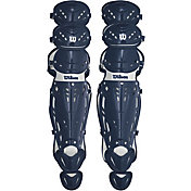 Wilson Adult Pro Stock 14.5'' Catcher's Leg Guards