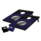 Wild Sports 2' x 3' Baltimore Ravens Tailgate Toss Cornhole Set