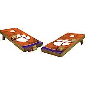 Wild Sports 2' x 4' Clemson Tigers Tailgate Bean Bag Toss Shields