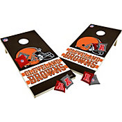 Wild Sports 2' x 4'  Cleveland Browns Tailgate Bean Bag Toss Shields