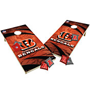 Wild Sports 2' x 4' Cincinnati Bengals XL Tailgate Bean Bag Toss Shields