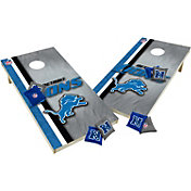 Wild Sports 2' x 4'  Detroit Lions Tailgate Bean Bag Toss Shields