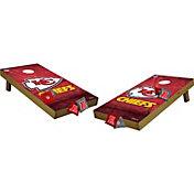 Wild Sports 2' x 4'  Kansas City Chiefs Tailgate Bean Bag Toss Shields