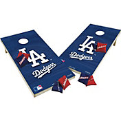 Wild Sports 2' x 4' Los Angeles Dodgers XL Tailgate Bean Bag Toss Shields