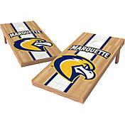 Wild Sports 2' x 4' Marquette Golden Eagles XL Tailgate Bean Bag Toss Shields