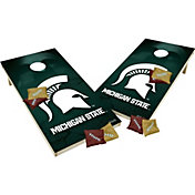 Wild Sports 2' x 4' Michigan State Spartans XL Tailgate Bean Bag Toss Shields