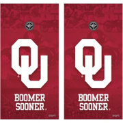 Wild Sports Oklahoma Sooners Tailgate Bean Bag Toss Shield Decals