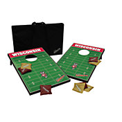 Wild Sports 2' x 3' Wisconsin Badgers Tailgate Bean Bag Toss