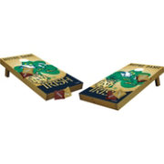 Wild Sports 2' x 4'  Notre Dame Fighting Irish Tailgate Bean Bag Toss Shields