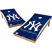 Wild Sports 2' x 4' New York Yankees XL Tailgate Bean Bag Toss Shields