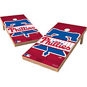 Wild Sports 2' x 4' Philadelphia Phillies XL Tailgate Bean Bag Toss Shields