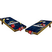 Wild Sports 2' x 4'  San Diego Chargers Tailgate Bean Bag Toss Shields