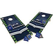 Wild Sports 2' x 4' Seattle Seahawks XL Tailgate Bean Bag Toss Shields