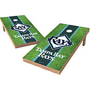 Wild Sports 2' x 4' Tampa Bay Rays XL Tailgate Bean Bag Toss Shields