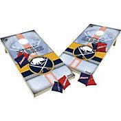 Wild Sports 2' x 4' Buffalo Sabres XL Tailgate Bean Bag Toss Shields