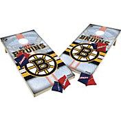 Wild Sports 2' x 4' Boston Bruins XL Tailgate Bean Bag Toss Shields