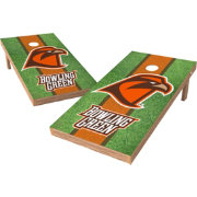 Wild Sports 2' x 4' Bowling Green Falcons XL Tailgate Bean Bag Toss Shields